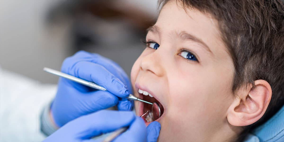 Restorative services dental x-ray